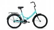 Велосипед 24' складной ALTAIR CITY 24 мятный/серый, 16' RBKT0YN41005