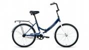 Велосипед 24' складной ALTAIR CITY 24 темно-синий/серый, 16' RBKT0YN41002