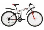 Велосипед 26' складной FOXX ZING F1 белый, 18' 26SFV.ZINGF1.18WT0