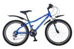 Велосипед STINGER 24' хардтейл, рама алюминий, BOXXER синий, 18 ск., 12,5' 24 AHV.BOXX.12 BL 7