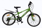 Велосипед NOVATRACK 20' хардтейл, EXTREME зеленый, 6 ск. 20 SH 6V.EXTREME.GN 5