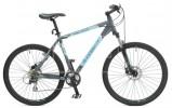 Велосипед STINGER 27,5' рама алюминий RELOAD серый/голубой Х50773-K