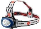 Фонарик FIT с креплением на голову, светодиодиодный, LED 10, 3 режима 90562