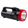 Фонарь SmartBuy светильник аккумуляторный, 220V, 2W+18 Led, черный (SBF-100-K) 6973