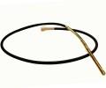 Вал гибкий с вибронаконечником CHAMPION C1702 32мм*4м, T тип, для ECV 550, электрический